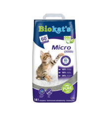 Biokat's Micro Classic Kattenbakvulling 14 L