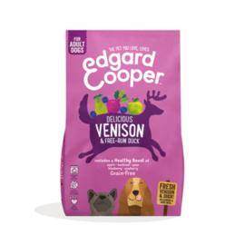 Edgard & Cooper Verse hert & scharreleend, 700gr
