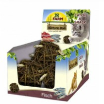JR Farm Cat Nature Bal Vis 15gr