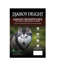Djairo's Delight Adult Angus Rund, 2kg