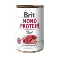 Brit Mono Protein Beef 400gr
