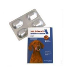 Milbemax Kauwtablet Ontworming Hond Groot >5kg