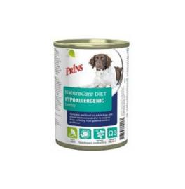 Prins NatureCare Diet Hypoallergenic Lam 400gr