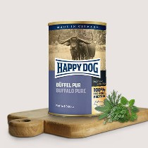Happy Dog Pure Buffel 100% Buffel 800gr