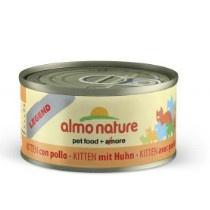 Almo Nature blik Kitten Kip 70gr