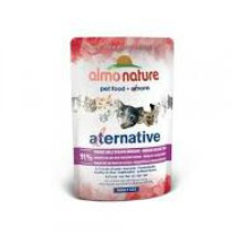 Almo Nature Cat Alternative Tonijn uit de Indische Oceaan pouche 55gr