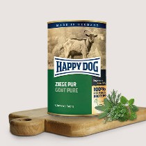 Happy Dog Pure Geit  100% Geit 400gr