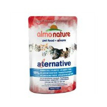 Almo Nature Cat Alternative Atlantische Tonijn pouche 55gr