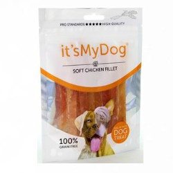It's My Dog Chicken Soft Fillet 85gr
