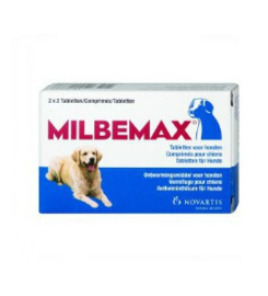 Milbemax Hond Ontwormingsmiddel Large >5kg