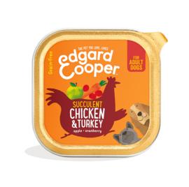 Edgard & Cooper Kip & Kalkoen, 150gr