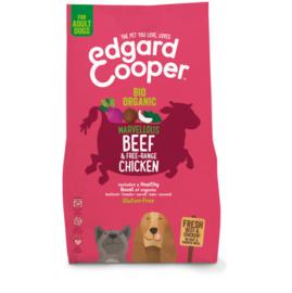 Edgard & Cooper Verse bio-rund & verse bio-kip, 2,5kg