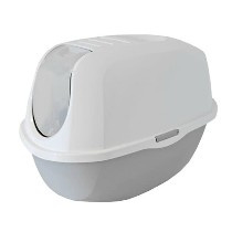 Moderna Smart Cat Toilet Licht Grijs/Wit