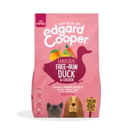 Edgard & Cooper Verse scharreleend & kip, 700gr