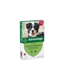 Advantage Hond 10-25kg