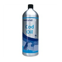 Iceland Pet Cod Oil 500ml