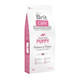 Brit Care Puppy Salmon & Potato 1 kg