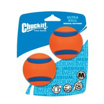 Chuckit Ultra Ball 2 Pack M