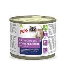 Prins Nature Care Kat Dieetvoeding Weight Reduction & Diabetic 200gr