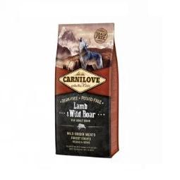 Carnilove Grain Free Adult Lamb/Wild Boar 1,5kg