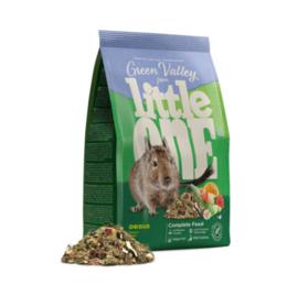"""Little One """"Groene Vallei"""" voer voor degoes, 750 gr"""