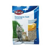 Trixi Soft Gras Navulling 100gr (kattengras)