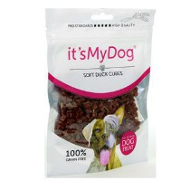 It's My Dog Duck Soft Cubes 85gr
