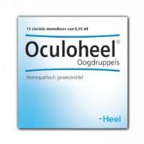 Oculoheel Oogdruppels 15stuks