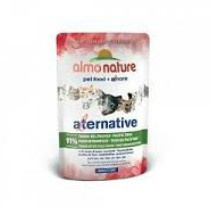 Almo Nature Cat Alternative Tonijn uit Stille Oceaan pouche 55gr
