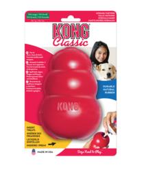 Kong hond Classic rubber XXL, rood.