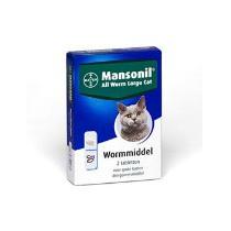 Mansonil All Worm Large Cat