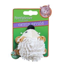 Boon kattenspeelgoed egel met catnip, 9 cm.