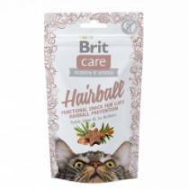 Brit Care Cat Snack Hairball 50gr