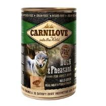 Carnilove Eend & Fazant 400gr