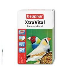 Beaphar Xtra Vital Trop.Vogelvoer 500gr