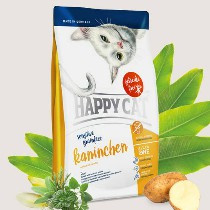 Happy Cat Sensitive Grainfree Kaninchen (Konijn) 300gr