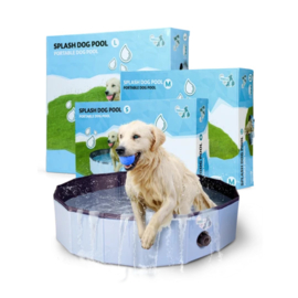 CoolPets Zwembad 80x20 S