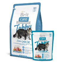Brit Care Cat Tobby large breed 400gr