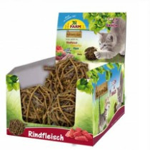 JR Farm Cat Nature Bal Rund 15gr