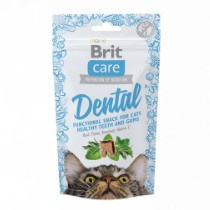 Brit Care Cat Snack Dental 50gr