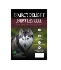 Djairo's Delight Adult Hert, 2kg