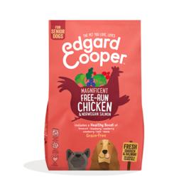 Edgard & Cooper Verse scharrelkip & Noorse zalm, 700gr
