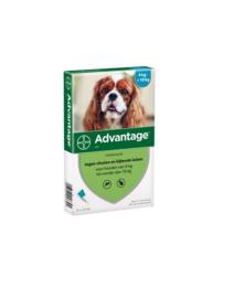 Advantage Hond tot 4-10kg