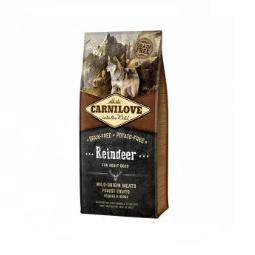 Carnilove Grain Free Adult Reindeer 1,5kg