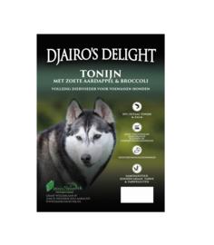 Djairo's Delight Adult Tonijn, 2kg