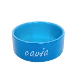 Boon cavia eetbak steen blauw, Ø 12 cm.