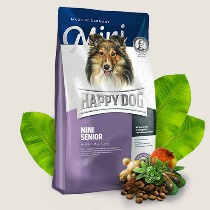 Happy Dog Mini Senior 300gr