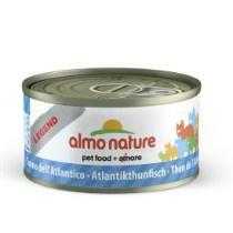Almo Nature blik Atlantische Tonijn 70gr