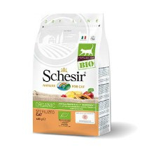 Schesir Cat Dry Bio Sterilized 400gr