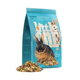 Little One voer voor konijnen, 900 gr